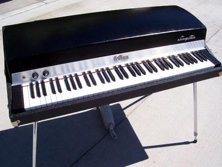 Electric piano - No Quarter