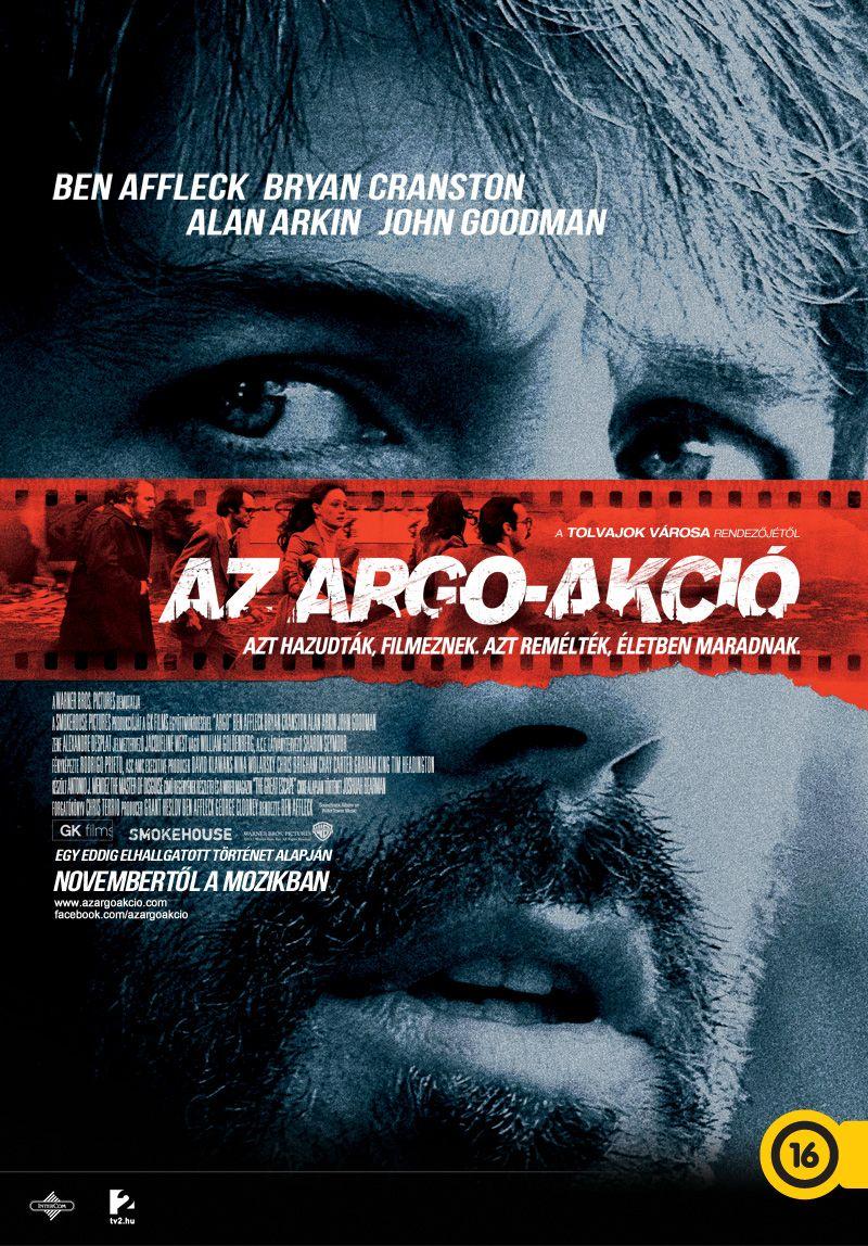 """JÁTÉK: Nyerj jegyet az """"Argó-akció"""" című filmre"""