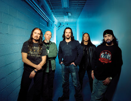 Álom: Dream Theater Budapesten