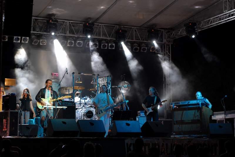 A magyar Pink Floyd tribute zenekar