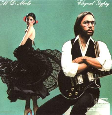 Kedvenc album: Al Di Meola - Elegant Gypsy