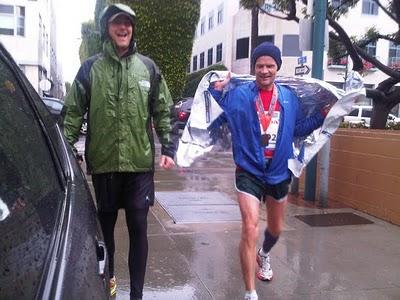 Flea lefutotta a maratont