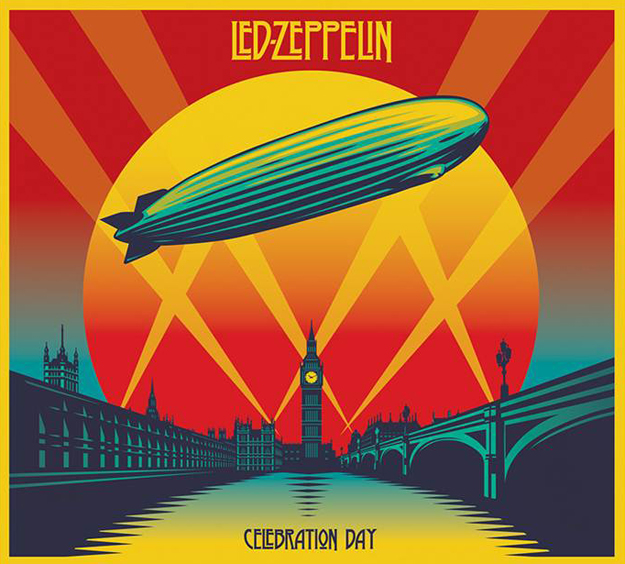 Led Zeppelin koncert a magyar mozikban