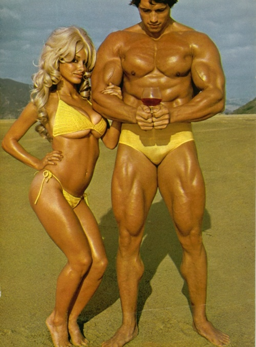 Pohárrafeszítős Arnold