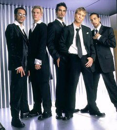 TOP5 Backstreet Boys szám EVÖR