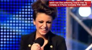 Leggizdább csaj EVÖR: Cher Lloyd