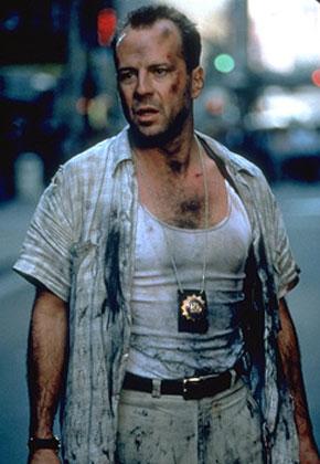 Bruce Willis klisék