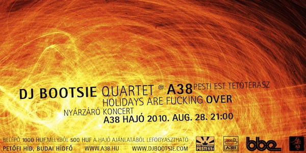 DJ Bootsie Quartet A28=A38