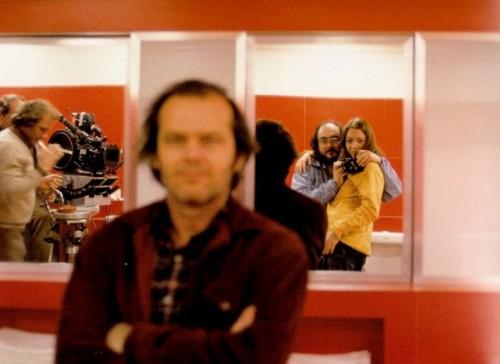 Kubrick képe Jack Nicholsonról. Vagy nem róla?