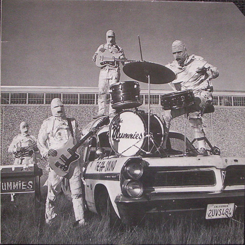 A mumifikálódott zenekar
