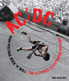 Könyvajánló: AC/DC - High Voltage Rock'n'Roll