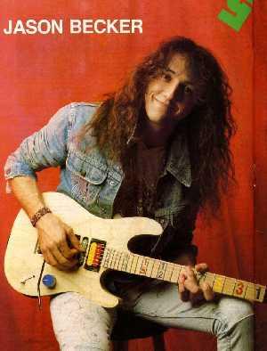 Jason Becker, a tragikus sorsú gitárhős