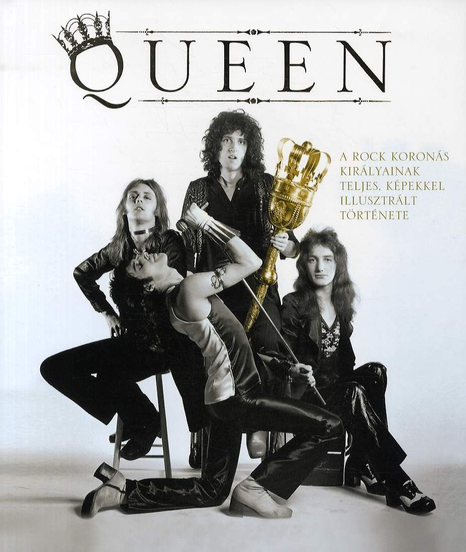 Új Queen-könyv jelent meg magyarul