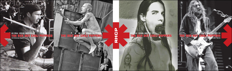 Bréking: Jön a hivatalos Red Hot Chili Peppers könyv