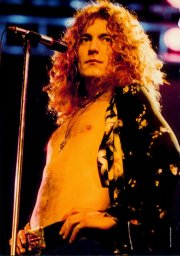 Robert Plant a britek kedvenc rockénekese