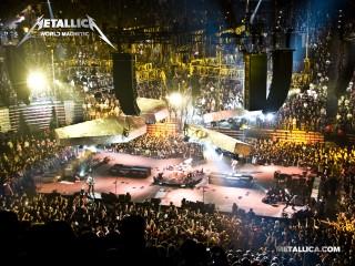 Bréking: Metallica 2010. májusban a Puskásban
