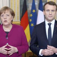 Európa új vezetőjeként Macron nem sok jót üzent Orbánnak, csak kérdés, Merkel mennyire lesz partner ebben?