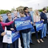 Ilyen nincs: nézze meg, hogy kampányolt a Fidesz pár éve még Juncker mellett