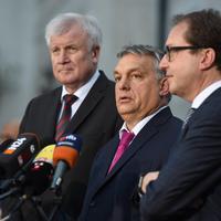 Orbánt nem sokan látták szívesen Németországban, de ez őt cseppet sem zavarta