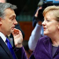 Merkel elutasítja, hogy az Európai Néppárt bármiféle szankciót hozzon a Fidesz ellen