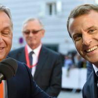 Macron dönthet a Fidesz sorsáról