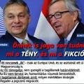 Ha Orbán világbotrányt akart a Juncker elleni kampánnyal, akkor azt elérte!