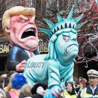 A nap képe a kölni karneválról