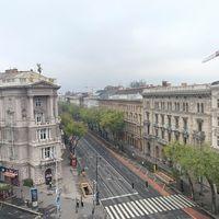 Kijárási tilalom Budapesten