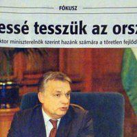 Egy igazi ellenálló rejtőzködik Orbán földijei között