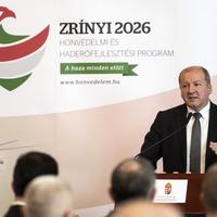 A Zrínyi 2026 egy honvédelmi terv, ami úgy létezik, hogy közben mégsem