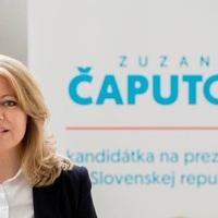 Ha Caputová nyer Szlovákiában, az fény lehet az egész közép-európai alagútban