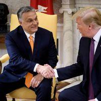 Trump magához rendelte Orbánt, de nem tudta átállítani Kínától