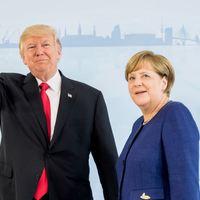 Trump kamuzott, amikor névleg a nyugati értékek védelmében lépett fel Varsóban
