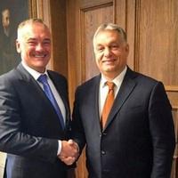 Orbán nem engedte lemondani Borkait
