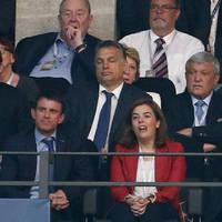 Orbán Viktor annyira puritán, hogy magánrepülőgépen megy a BL-döntőre