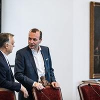Orbán Viktornak már saját trónja is van