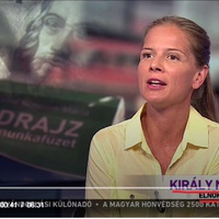 Újabb mélységet ért el a valóság meghamisításában az állami média: elhallgatták a nyilatkozóról, hogy a Fidesz alpolgármestere