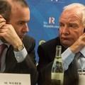 Daul szembefordult a megalkuvó Weberrel: szerdán titkos szavazás lesz a Fidesz néppárti tagságáról