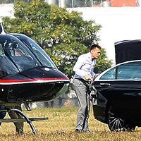 Rogán helikopteres hazugságainak fejlődése alig egy hét alatt