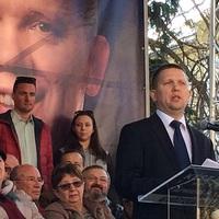 Fidesz-búcsúztató népünnepély