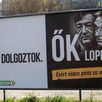 A legjobb példa a kiúttalan magyar politikára: Jobbik-Fidesz plakátháború