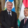FAZ: Seehofer hibázott, amikor Orbán kedvében akart járni