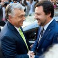 Orbán és Salvini több százezer ember deportálásáról beszélt