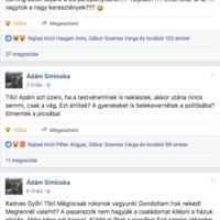 Simicska fia megfenyegette Orbánt