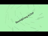 Baszódjál meg KDNP - hiánypótló dal
