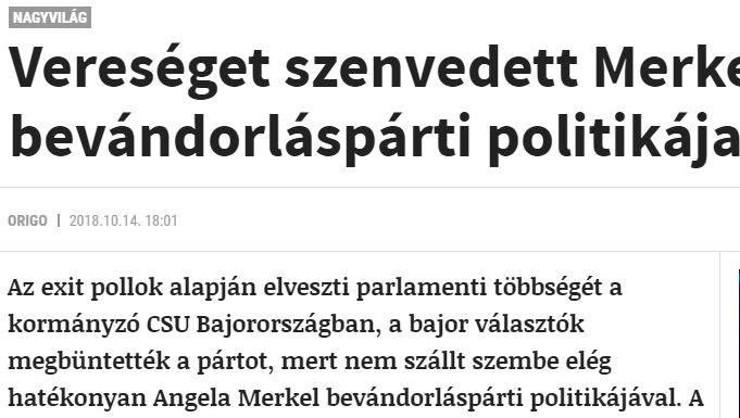 Az Origo sosem téved, mindig tudja, hogy Orbán nyer