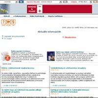 Építinfó relaunch - 2008