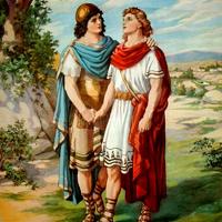 Sámuel első könyve - Dávid király homoszexuális volt, Jonatán volt a szerelme