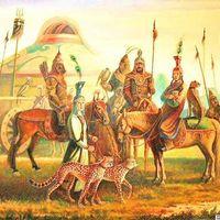 Tomris Khatun, amazon hadvezér - A szkíták uralkodója