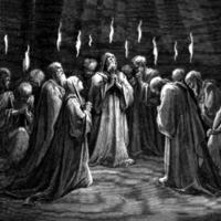 Jáhve megszállja majd megöli a tanítványokat - A sátáni hatalom kiáradása